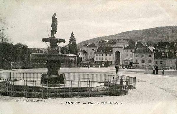 Fontaine à la Diane de Gabies
