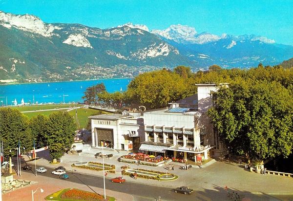 Encore à Annecy - Casino