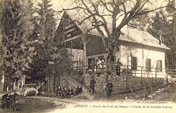 Amis des arbres - Forêt du Crêt du Maure