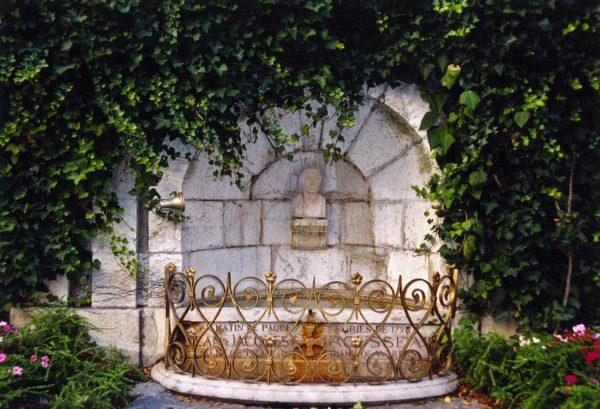 le balustre d'or - Annecy